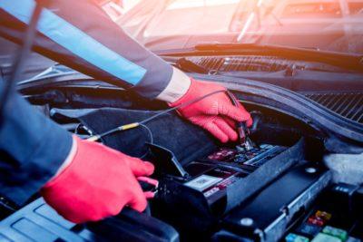 Remplacement batterie et alternateur - Réseau Cars