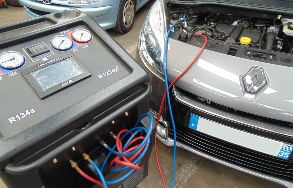 Entretien de climatisation - Garage Normandie