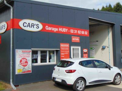 Garage Huby à Orbec - Cars Normandie