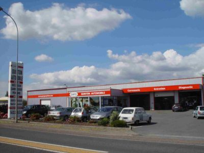 Garage Quinton - Réseau Cars Normandie