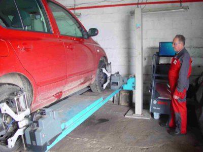 Garage Renov Auto à Vaux Sur Aure - Parallélisme