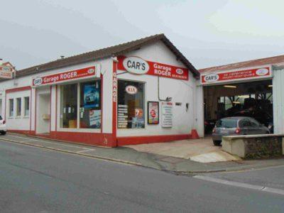 Garage Roger - Réseau Cars
