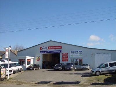 Garage Technic Auto Pneus à St Georges des Groseillers - Cars